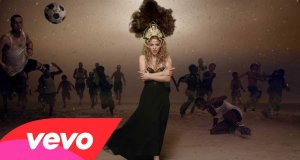 Piosenka na mistrzostwa świata - Shakira La La La