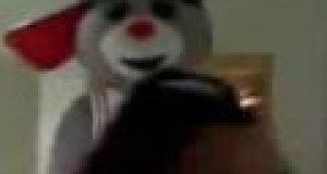Ukryta kamera - zwariowana maskotka