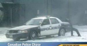Policyjny pościg