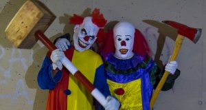 Morderczy klaun ma kolegę