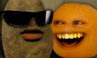 Nieznośna pomarańcza - ziemniak