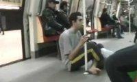 Żebrak z metra