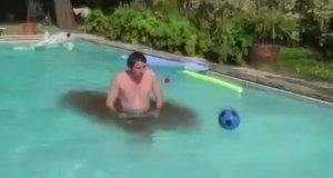 Wpadki na basenie 2012