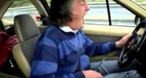 Śmiech prezenterów Top Gear