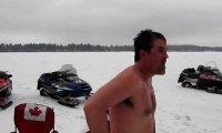 Wędkarze na lodzie