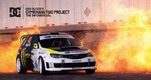 Przejazd Subaru