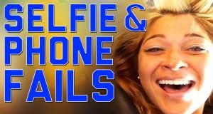 Kompilacja wpadek - FailArmy: Telefon i selfie