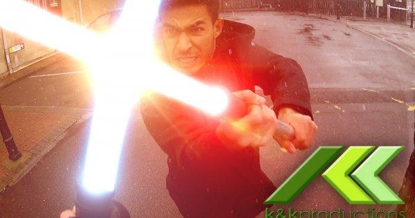 Walka Jedi oczami bohatera