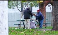 Jak bezdomny wydał sto dolarów
