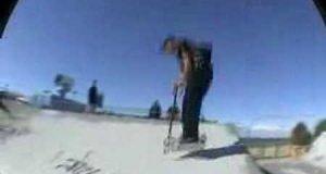 Tricki na hulajnodze
