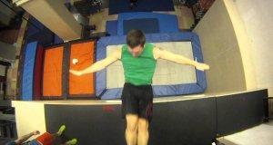 Ekstremalna trampolina