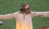 Ukryta kamera - top żarty z Jezusem