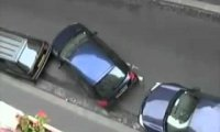 Mistrz znajdowania miejsca parkingowego