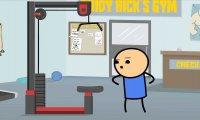 Cyanide & Happiness - Na siłowni
