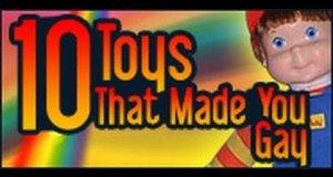 Zabawki z dzieciństwa