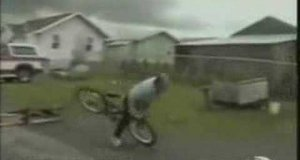Wypadki rowerowe