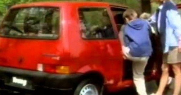 Stare reklamy samochodów