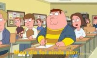 Nowa forma plujki - Family Guy