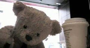 Nieszczęśliwy Miś -  Wycieczka do Londynu