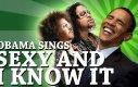 Obama śpiewa