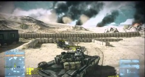Król Julian gra w Battlefield 3