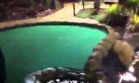 Najlepsze uderzenie mini-golfowe