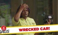 Ukryta Kamera - Przebity samochód