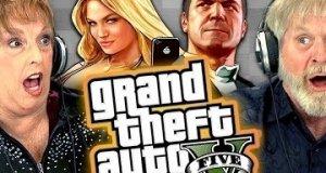 Emeryci grają w GTA V