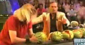Rozbijanie arbuzów