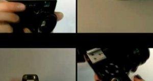Dźwięki z aparatu