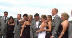 Wpadka na zdjęciu ślubnym