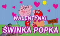 Świnka Popka i Walentynki