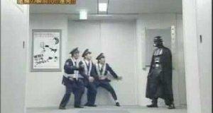Darth Vader w Japonii