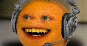 Nieznośna pomarańcza - solarium