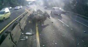 Wypadek z perspektywy kierowcy 2