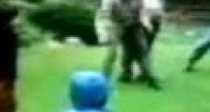 Wypadek z piłką