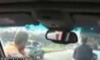 Kłótnia dwóch kierowców
