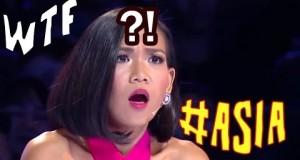 """Najdziwniejsze występy w azjatyckim """"Mam talent"""""""