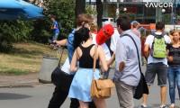 Napad na bank w Warszawie. Reakcja na piosenkę Gangu Albanii