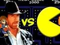 Chuck Norris vs Pac man