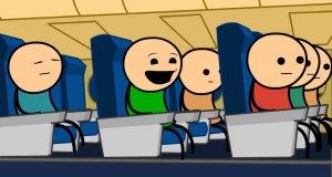 Cyanide & Happiness - siedzenie
