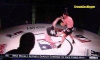 Taktyka turlającej pandy w MMA
