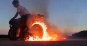 Wyczyn motocyklowy