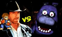 Chuck Norris kontra Five Nights at Freddy's