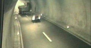 Korek w tunelu