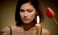 Kolacja przy świecach