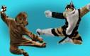 Kung Fu: Pies vs Kot