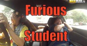 Szybka i wściekła - wkręceni instruktorzy jazdy