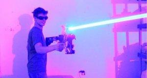 Laser domowej roboty