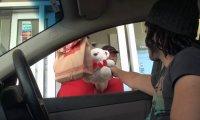 Walentynkowy podryw w McDonaldzie